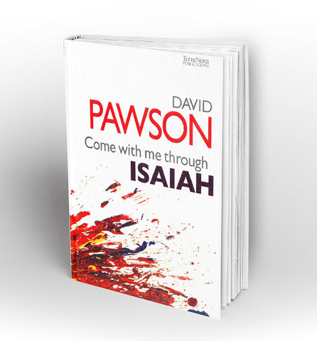 Come with me through Isaiah by David Pawson - Book