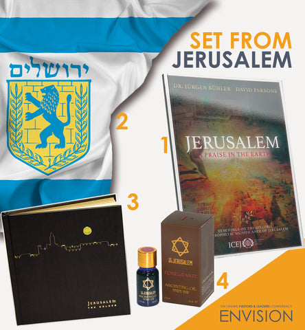Set from Jerusalem - FREE SHIPPING - souvenirs