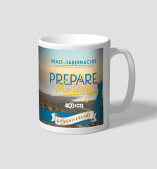 2020 Feast Mug, prepare the way - souvenirs