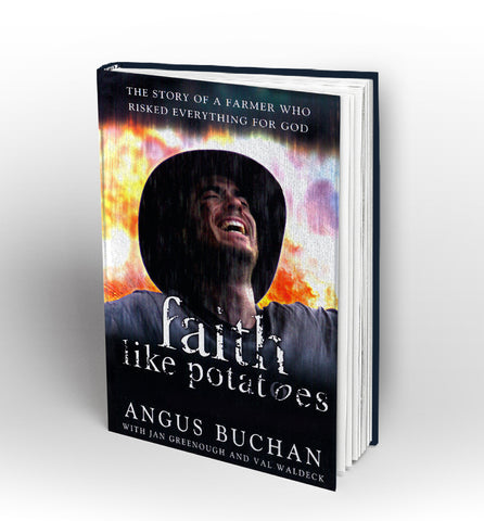 Faith Like Potatoes by Angus Buchan - Book