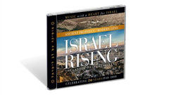 Israel Rising, 70 Years Celebration 1948-2018 - Music CD