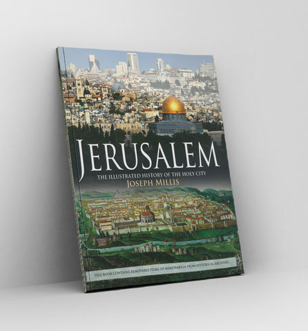 Jerusalem the illustrated history of the Holy City, Joseph Millis - Book