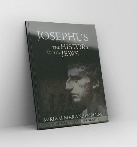 Josephus, the History of the Jews by Miriam Maranzenboim - Book
