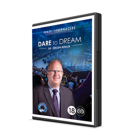 2018 Opening Night, Dare to Dream, Jurgen Buhler , - DVD