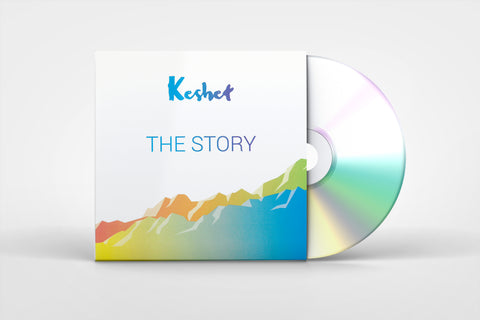 Keshet - The Story - Music CD
