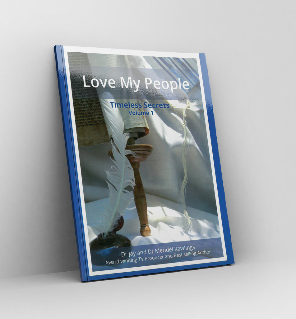 Love My People - Timeless Secrets by Dr Jay &Dr Meridel Rawlings (free shipping)-Book