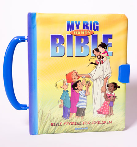 My Big handy BIBLE -for children - Book