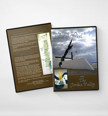 Praying Through the Land of Israel vol. 3 The Jordon Valley - DVD