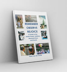 Remember Observe Rejoice by Petra van der Zande - Book