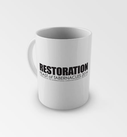 Restoration Coffee Mug - 2014 Feast Mug