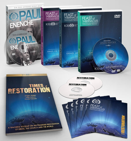FEAST 2014 Seminar Set - DVDs