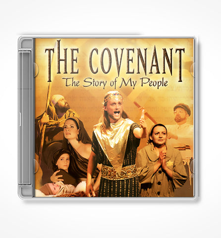 The Covenant, The Story of My People Music CD