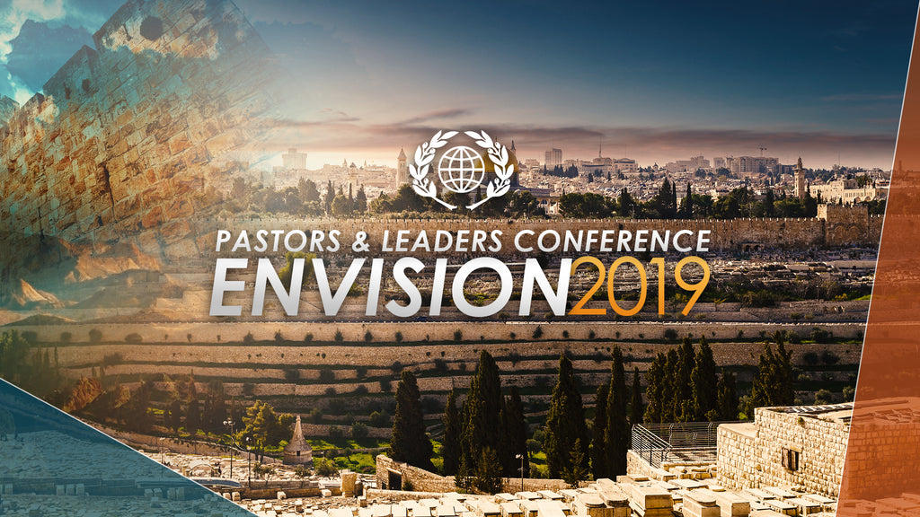 2019 ENVISION Conference Full set Audio Download - audio download