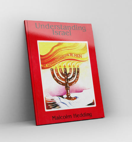 Understanding Israel by Malcolm Hedding - Book