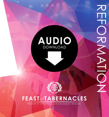 2015 Reformation - Peter Tsukahira - seminar Reformation part 1  Audio Download