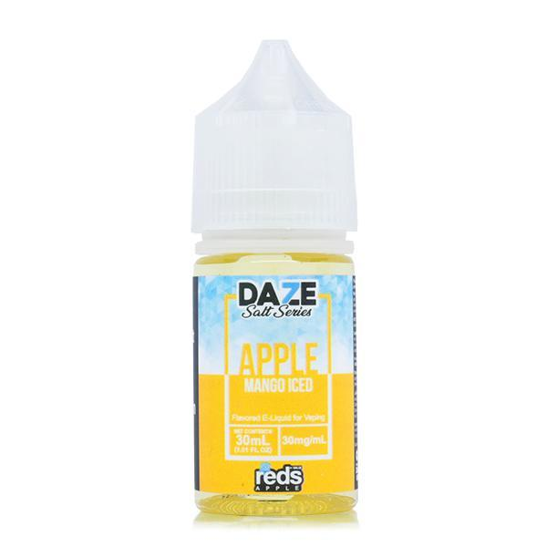 7 Daze Salt - Reds Mango Iced E-Liquid - Vibe Vapes