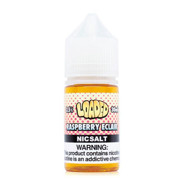 Loaded - Raspberry Eclair Salt E-Liquid - Vibe Vapes