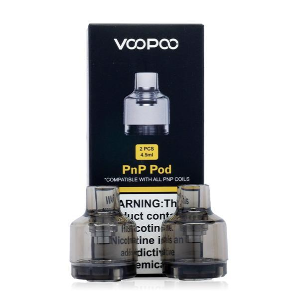 VooPoo - PnP Replacement Pods | 2-Pack - Vibe Vapes