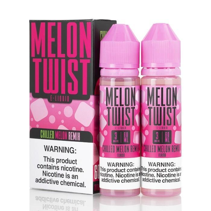 Melon Twist - Chilled Melon Remix E-Liquid - Vibe Vapes