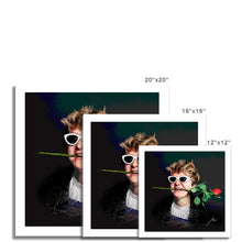Load image into Gallery viewer, Lewis Capaldi Portrait Fine Art Print