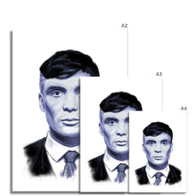 Load image into Gallery viewer, Thomas Shelby Portrait  Fine Art Print