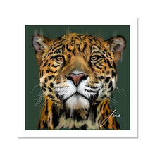 Load image into Gallery viewer, Jaguar Fine Art Print