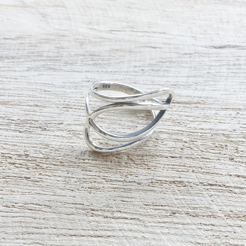 zilveren ring design