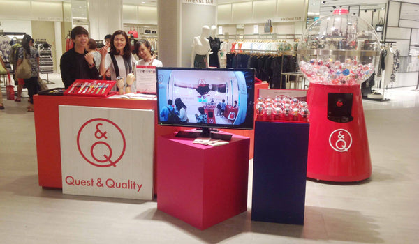 Our Pop-Up Store at Tangs Orchard (2nd Floor)