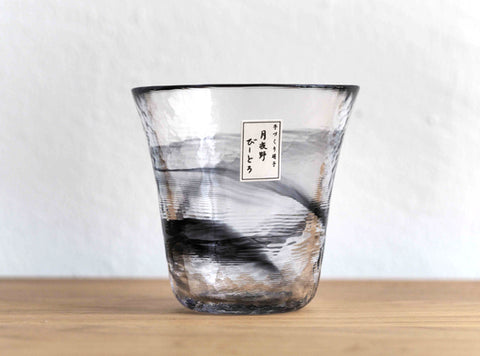 Glass-Art (Black&White water glasses)