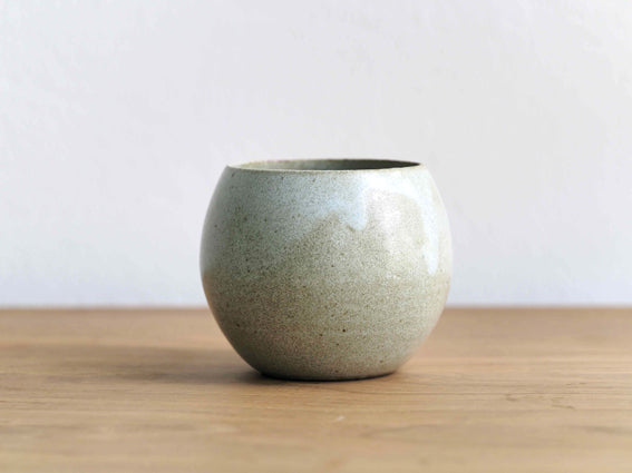 Ceramic Singleton (Pale green-earth)