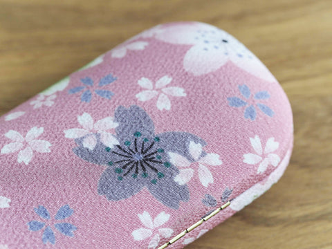 Embroidered Japanese Specs-cases
