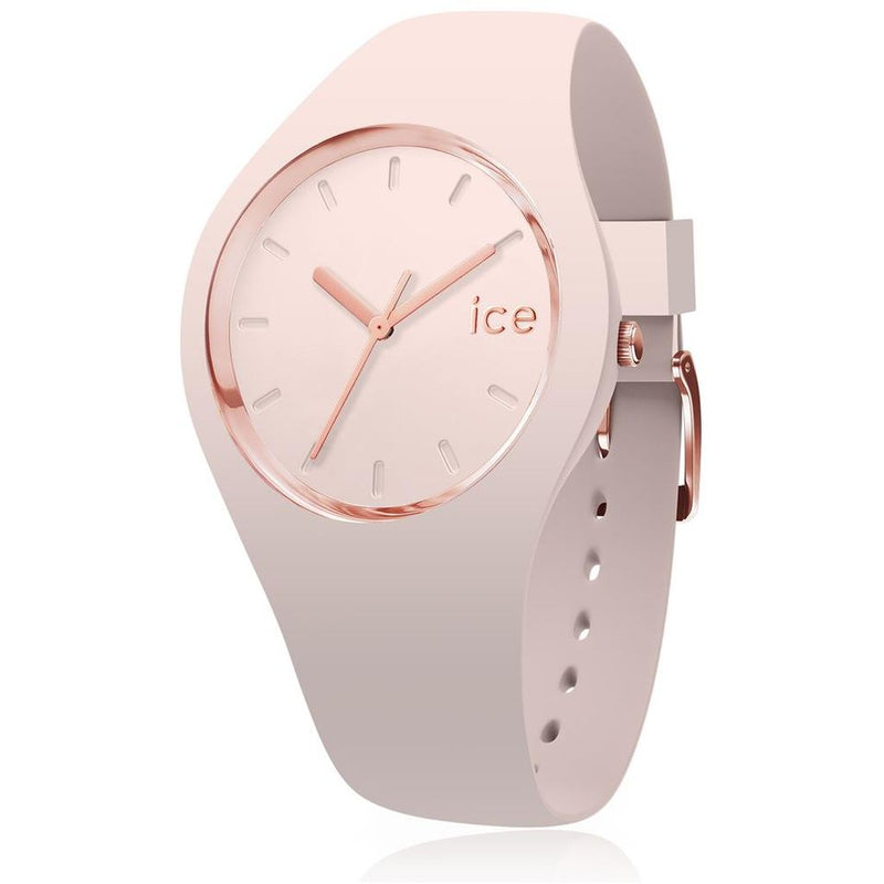 Ice Watch Horloge Ice Glam Pastel Pink Small 001 065 - Dames