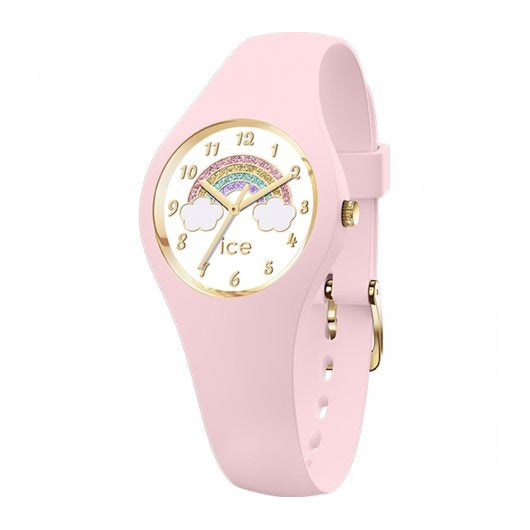 Ice Watch Horloge Ice Fantasia Rainbow Pink Xsmall 018 424 - Kids