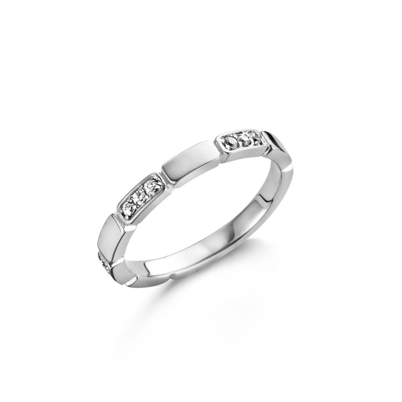 Naiomy Moments Ring 190.971 - Zilver Zirkoon