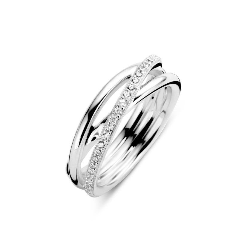 Naiomy Moments Ring 200.007 - Zilver Zirkoon