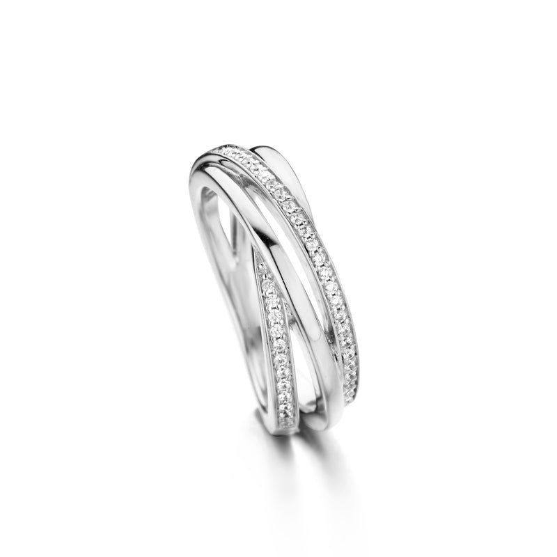 Naiomy Moments Ring 200.017 - Zilver Zirkoon