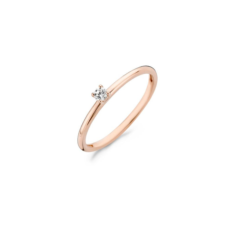 Blush Ring 1200RZI - Rosé Goud - 14ct