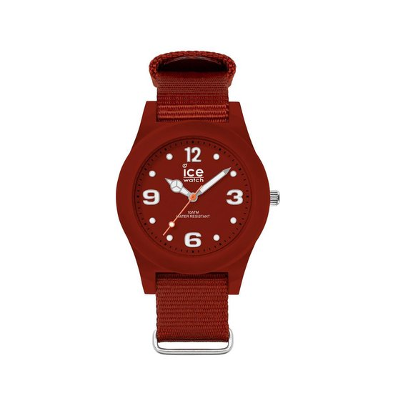 Ice Watch Horloge Slim Nature Rock Brown 016.448 - Kids