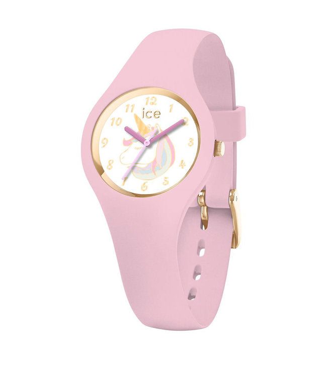 Ice Watch Horloge Fantasia Unicorn Pink Xsmall 018 422 - Kids