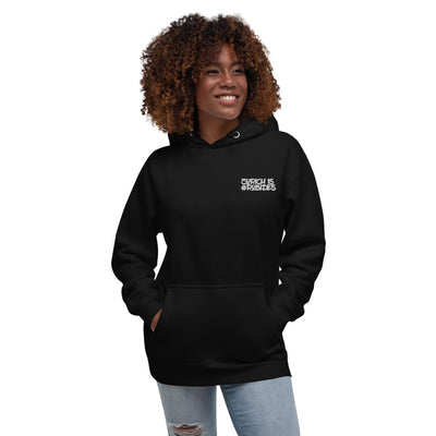 Hoodie #WhoIsRobide's - Robide's Authentic Lifestyle- & Sportsclothing - designed in Zurich