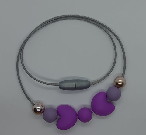 Necklace - Wild Violet - Child