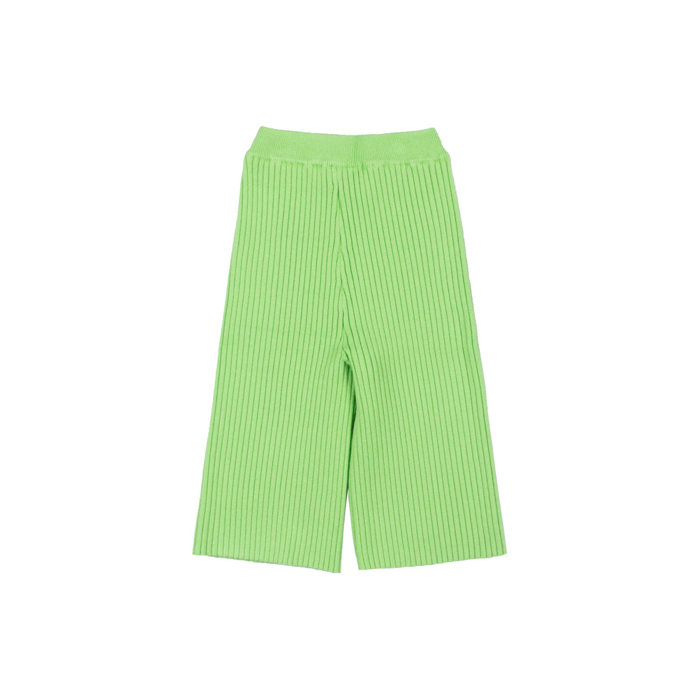 NONNA BIKE SHORTS IN CELERY