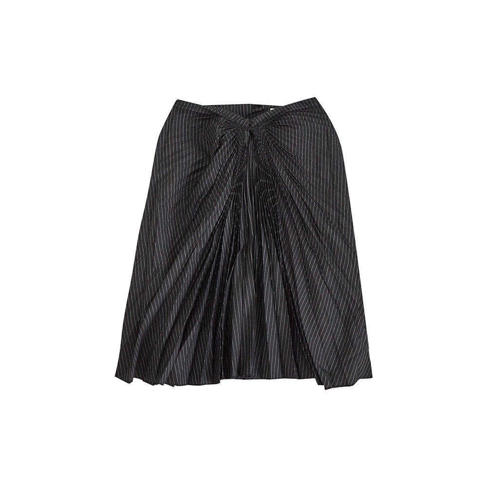 FACETASM PLEATED SKIRT