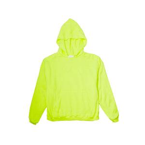 DOUBLE FACE NEON BAGGY PARKA