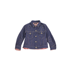 UNDERCOVER UCU 1202 DENIM JACKET