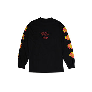 JE X DB COSMIC SOUNDS LONG SLEEVE TEE