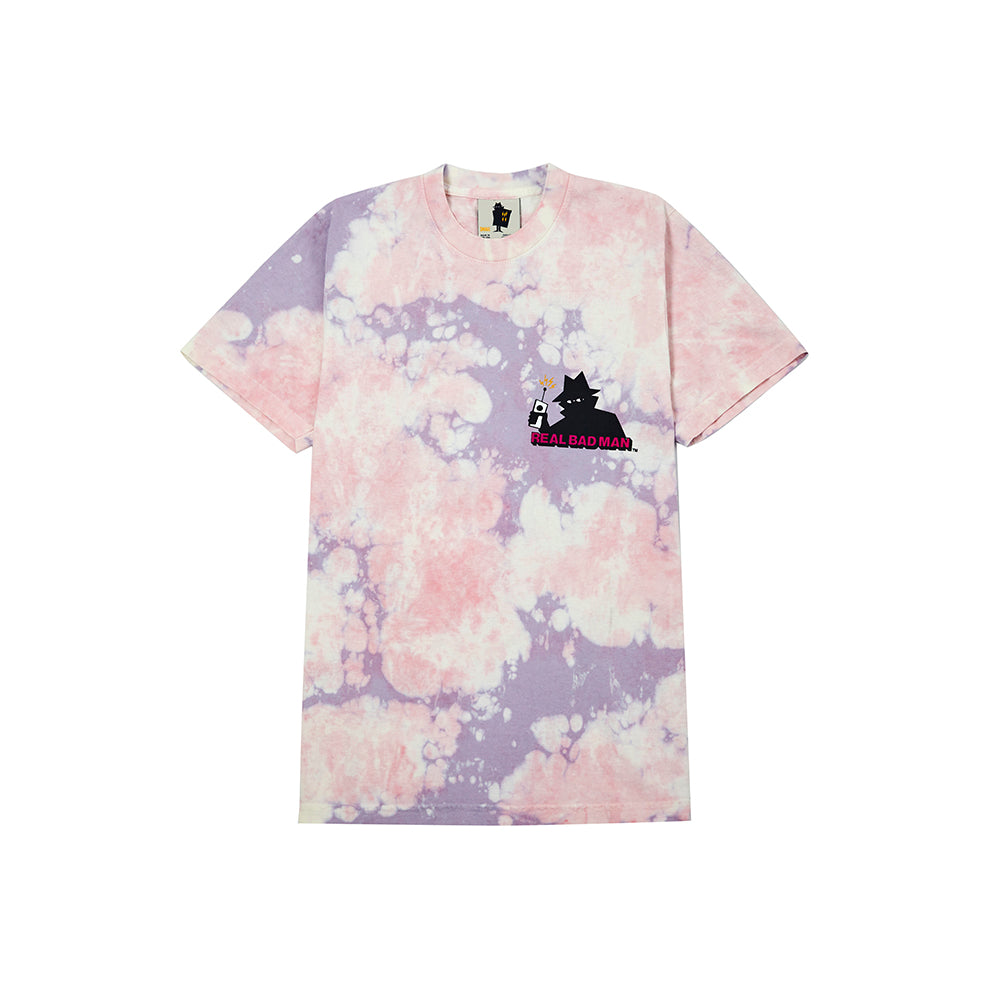 RBM LOGO VOL. 5 TEE IN PINK