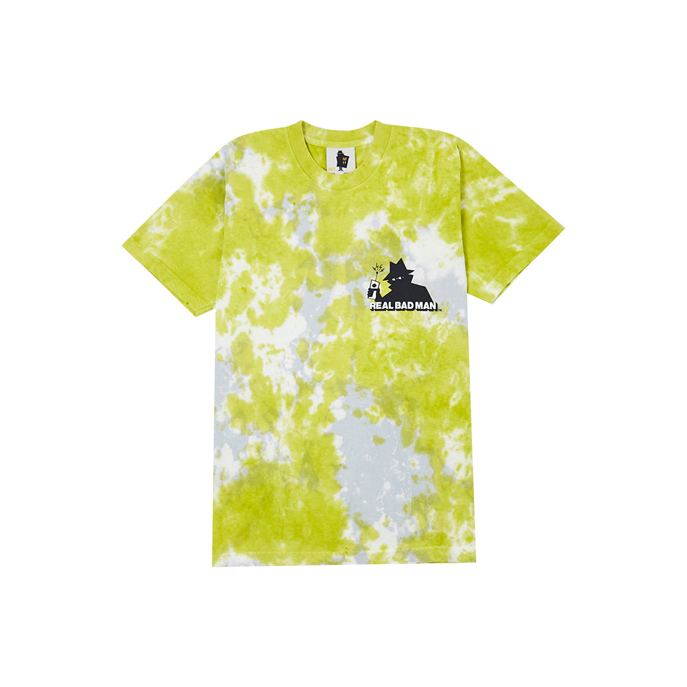 RBM LOGO VOL. 5 TEE IN GREEN