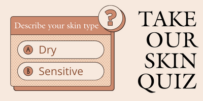 nourish skincare quiz product recommendation