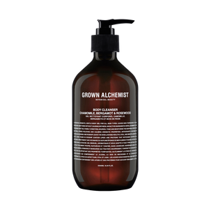 Body Cleanser: Chamomile, Bergamot, Rose